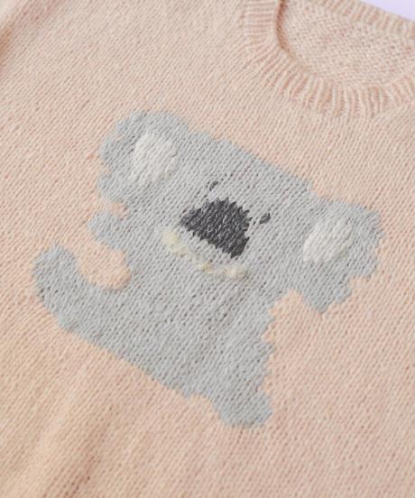 コアラのおとなセーターのkit