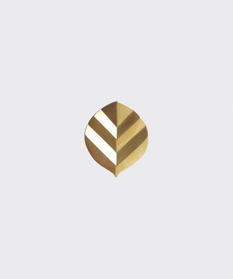 Leaf/stripe L BR