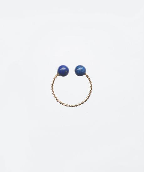 mini stone ear cuff