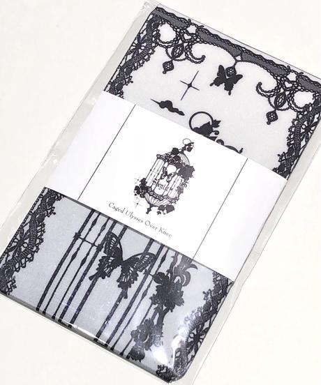 Sheglit/Caged Ulyssesオーバーニー(ブラック)