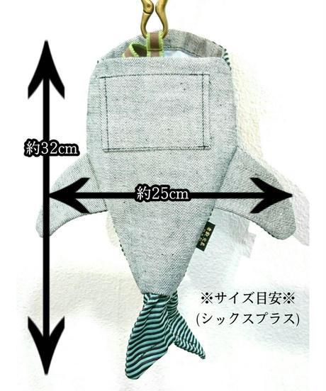 KASEI/ジーンベイザメ・シックスプラス(Frame・I)