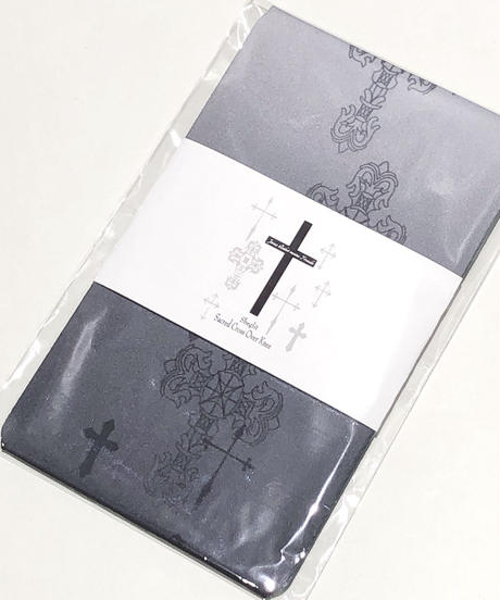 Sheglit/Sacred Crossオーバーニー(ブラック)