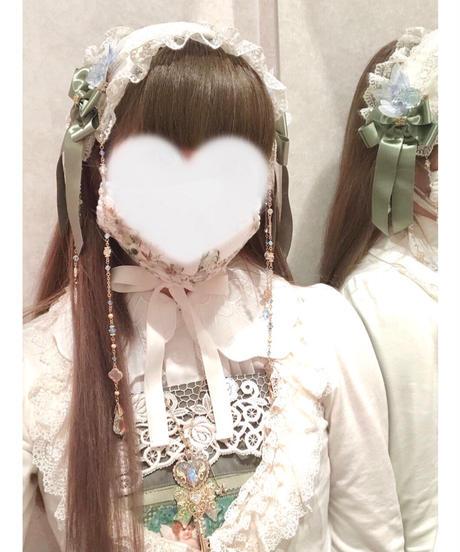 てんしのしっぽ☆  /ヘアジュエリー(ピンク)
