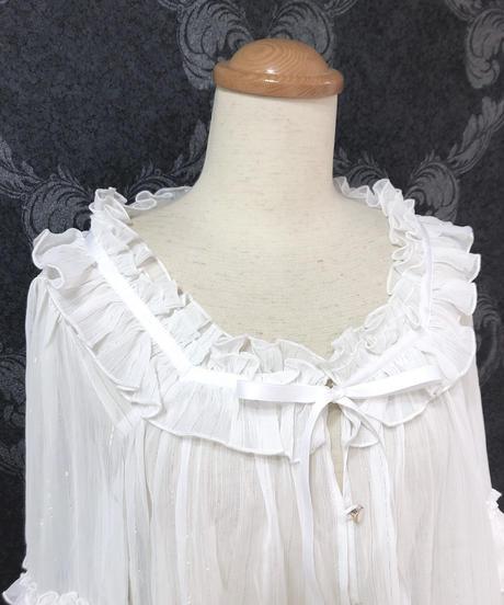 Estryllia Enhillia/『ミラ教典』DYE-BLOUSE (White)