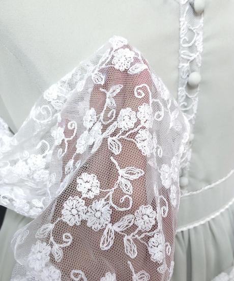 Victorian maiden/フォレノワールロングドレス(グリーンティ)