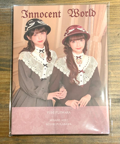 Innocent World/Innocent World 写真集