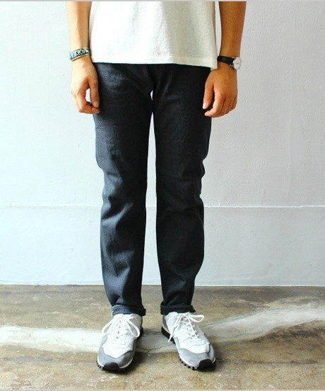 【30%OFF】A Vontage(アボンタージ) 5Pocket Jeans (Narrow Fit) -Fade Black -/5Pジーンズ