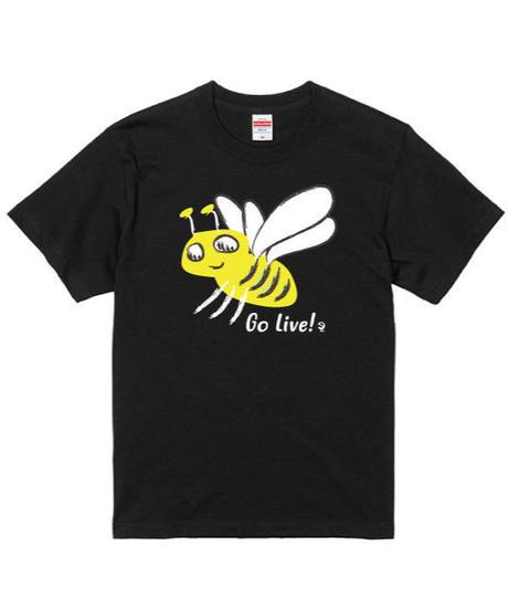 Go Live! T-shirts