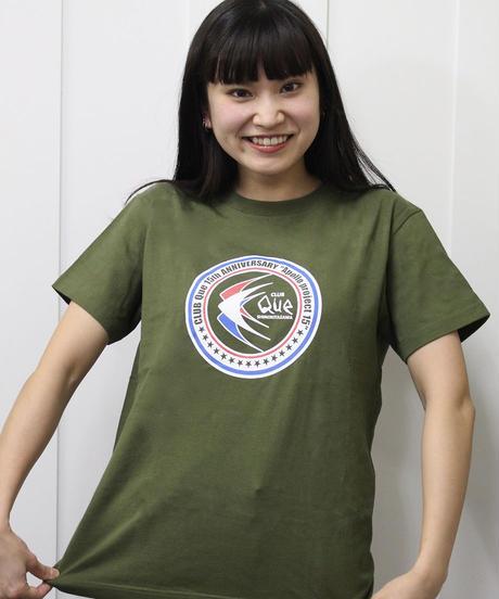 CLUB Que  15th オリジナルTシャツ