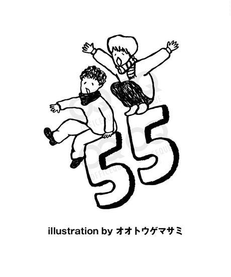 大木兄弟 55th 生誕祭!ミニトートバッグ