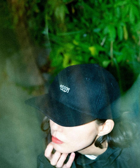 EMBROIDERED CSN WOOL CAP