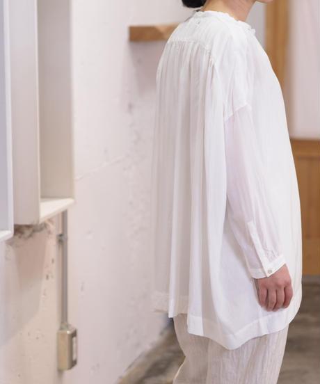 suzuki takayuki/slip-on blouse/S211-14