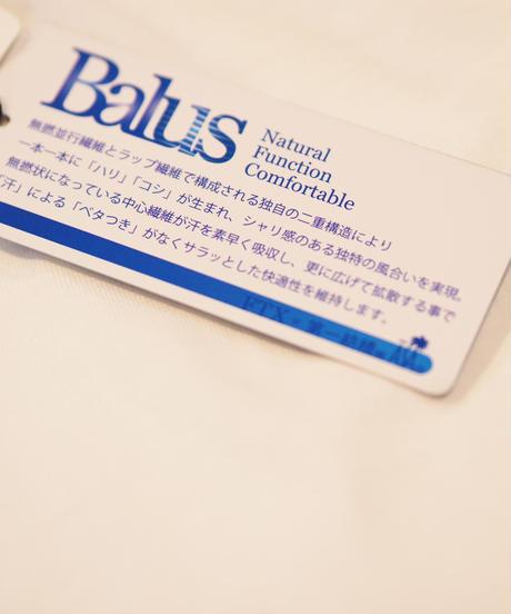 UNIVERSAL TISSU/Balus 天竺デザインスリーブプルオーバー/US202CT034