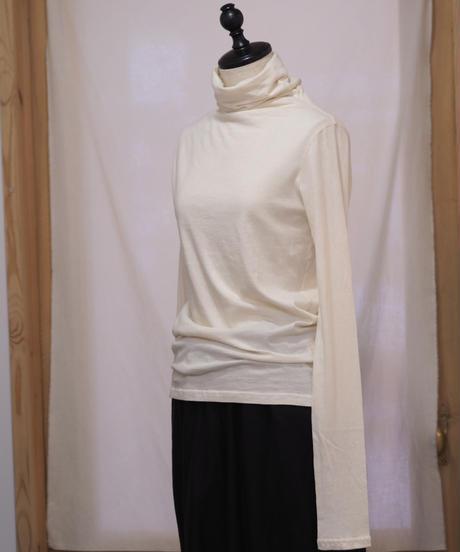 ikkuna suzukitakayuki/turtle neck t-shirt/213010N