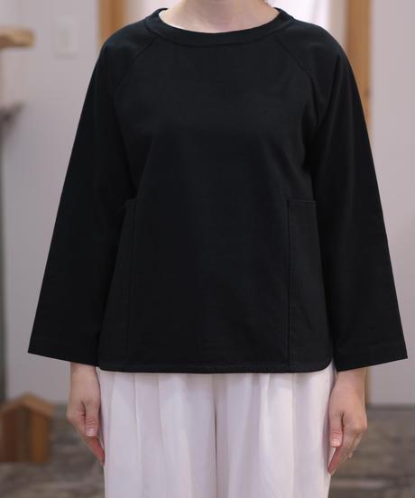 TISSU/ベビープレーティング天竺 ロングスリーブドルマンTシャツ/TS210CT070