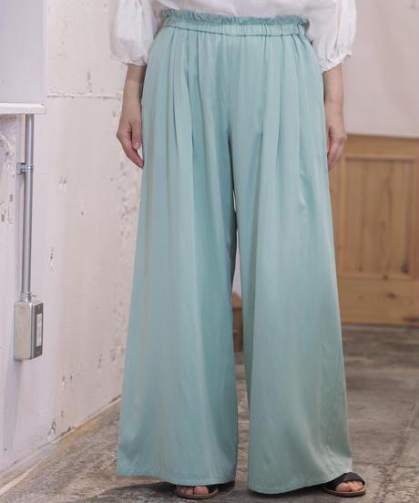 suzuki takayuki/gartherd pants/S211-27