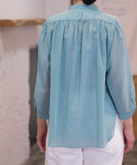 suzuki takayuki /organdy shirt/S211-10