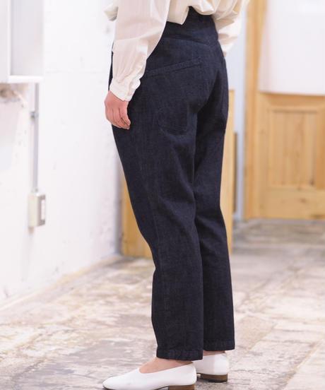 ikkuna suzuki takayuki/tapered denim pants/one washed