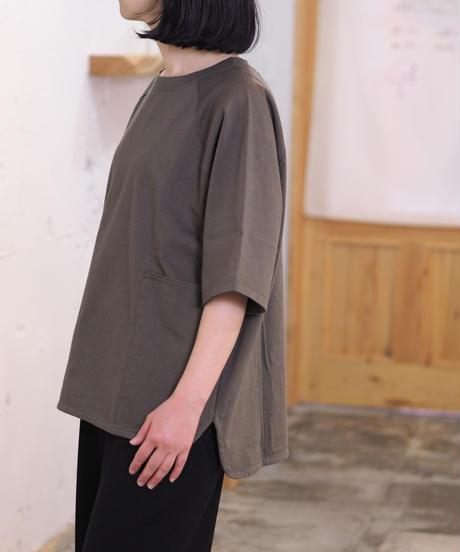 TISSU/ベビープレーディング天竺ドルマンTシャツ/SIZE3/TS200CT080