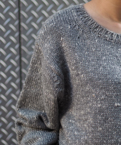 suzuki takayuki/knitted pullover Ⅰ
