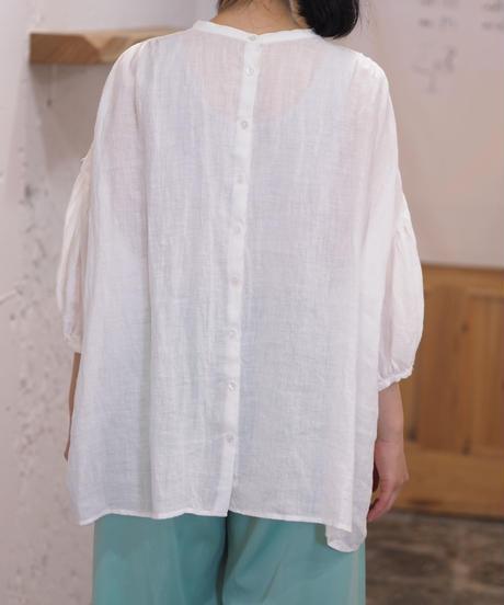 ikkuna suzukitakayuki/smock blouse/211026B
