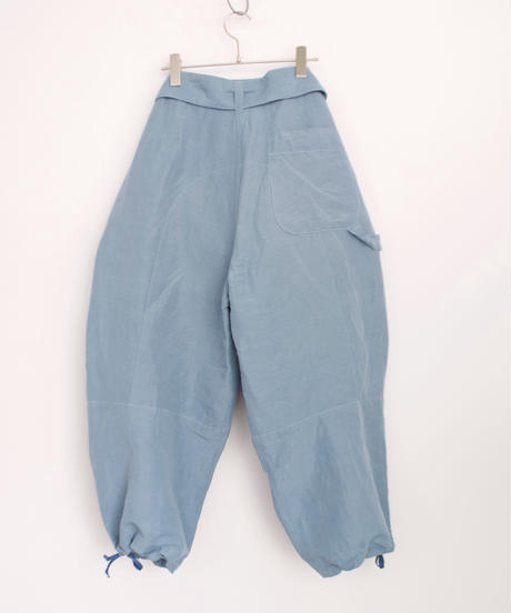 ASEEDONCLOUD / bike trousers(light blue)