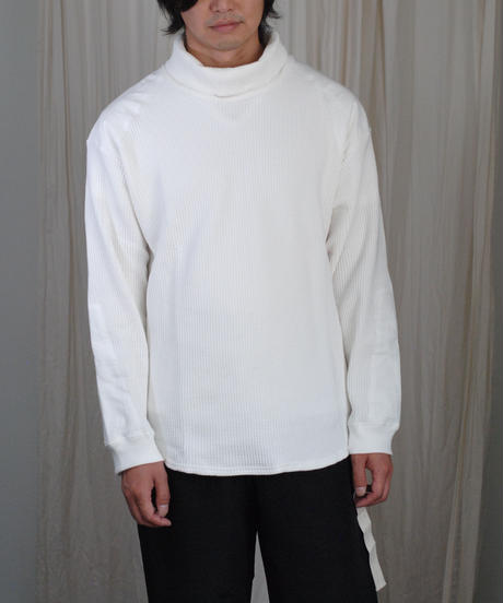 ANITYA/Command Thermal Tee-Turtle(white)