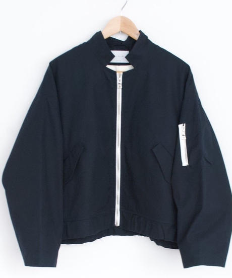 ANITYA/Flight  jacket(navy)
