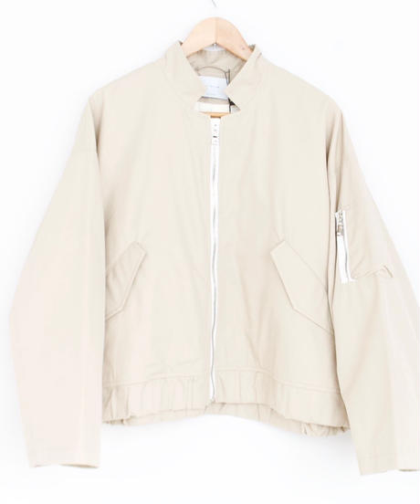 ANITYA/Flight jacket(beige)