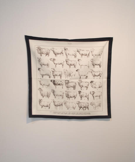 ASEEDONCLOUD/	Handkerchief  ( sheep)