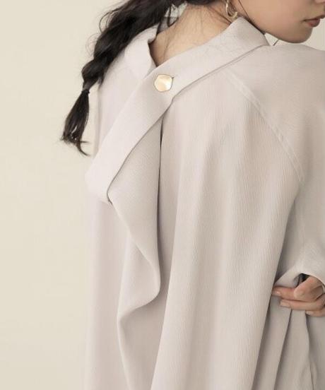 back design blouse