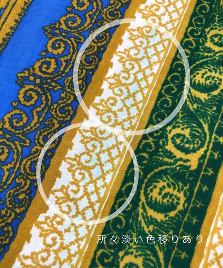 Aristocrat exotic vintage cotton dress-1320-8