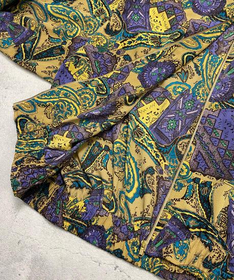 MELF paisley design rétro jacket-2160-9