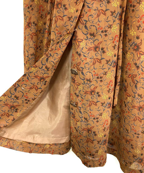 ESORNE EIVAL rétro flower long dress-1905-5