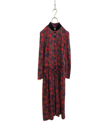The Kollection LTD.rose elegant dress-1650-2