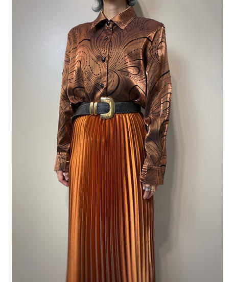 N Touch MADE IN BANGLADESH brown shirt-2157-9