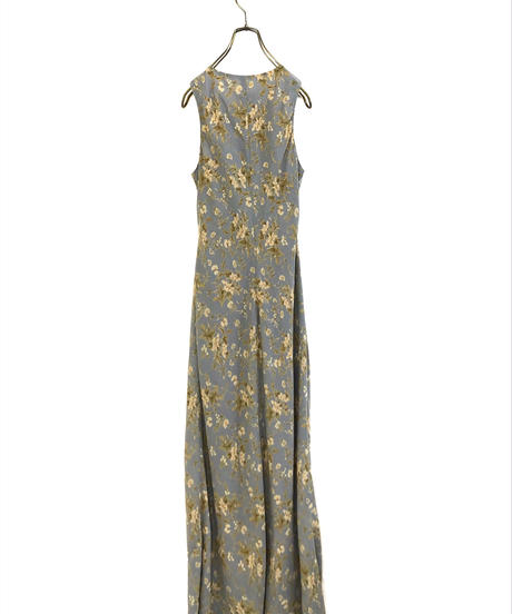 NOE made in u.s.a vintage maxi dress-1217-6