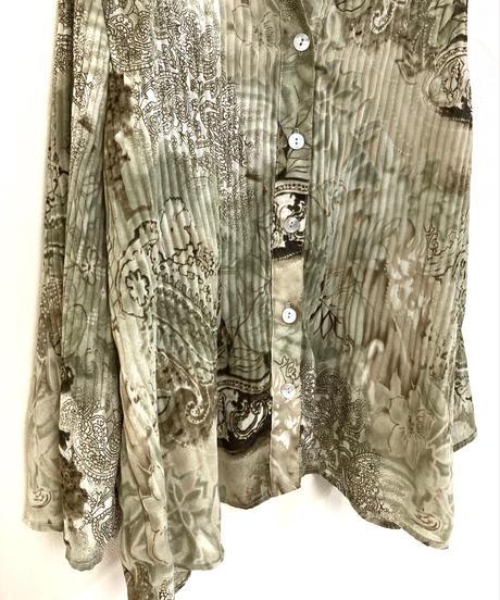 SERE NADE bell sleeve shirt-1149-5