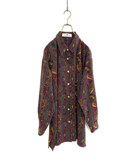 PIERRE BALMAIN PARIS oversize shirt-1830-4