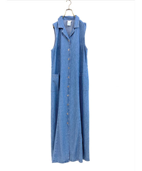 FADED CLORY import denim one-piece-1269-7