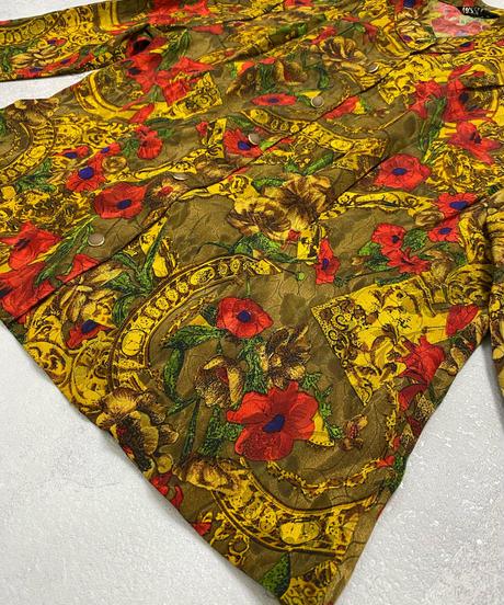 MISSEL JUNIOR band collar rétro shirt-2154-9
