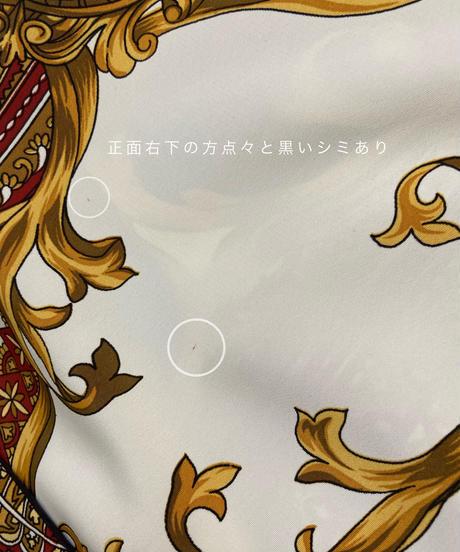 Silharp gold button royal design shirt-1748-3