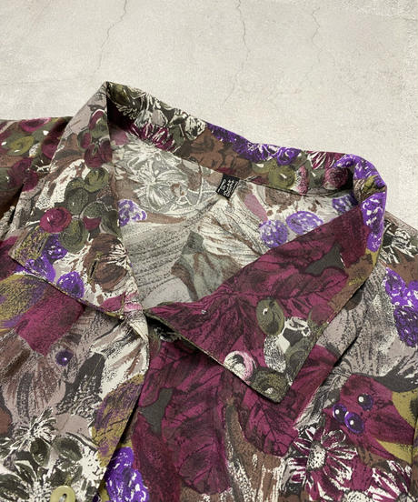 MADE IN WEST GEAMANY deep color shirt-2208-10
