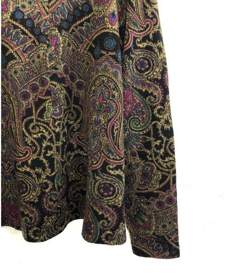 Vichy Elegance royalty gold charm tops-1633-1