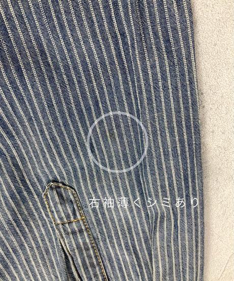 ST.JOHN'S BAY over size import dungaree shirt-2206-10