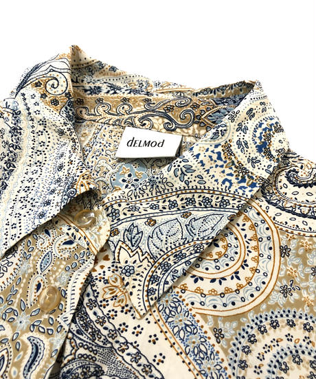 dELMOd  pattern shirt-462-8