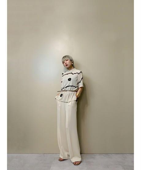 Ladies Fashion ORIGINAL high neck tops-2049-7