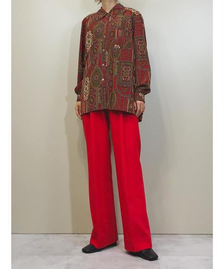 Liber TOKYO cartouche  red shirt-1433-10
