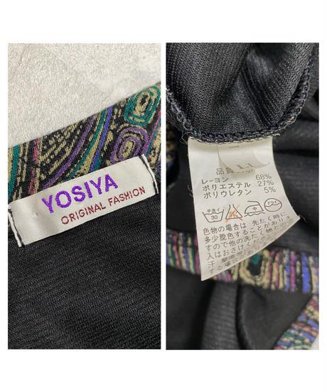 YOSIYA rétro modern crew neck  tops-2222-10