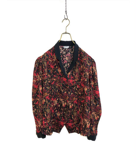Autumn leaves design rétro shirt-1462-10